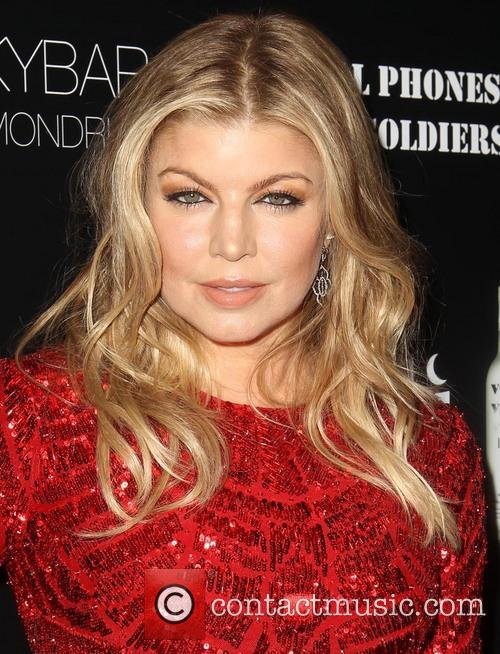 fergie stacy ann ferguson voli light vodka's holiday party 3511443