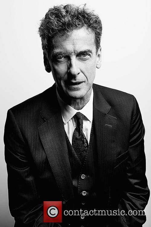 Peter Capaldi Suit