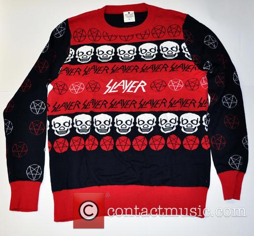 Festive sweaters from your favourite band