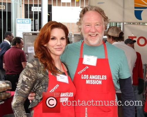 Melissa Gilbert and Timothy Busfield 1