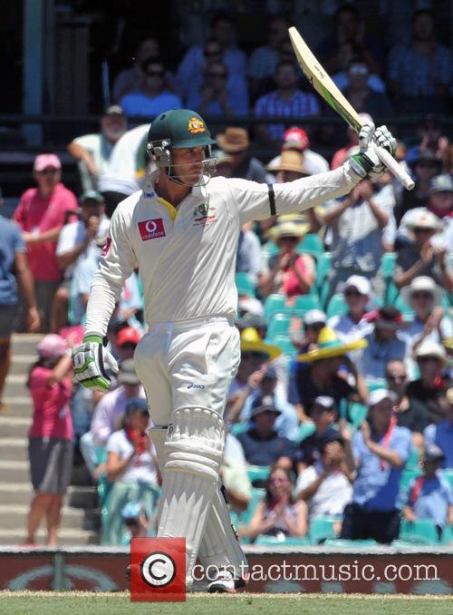 Australia v India held at the SCG