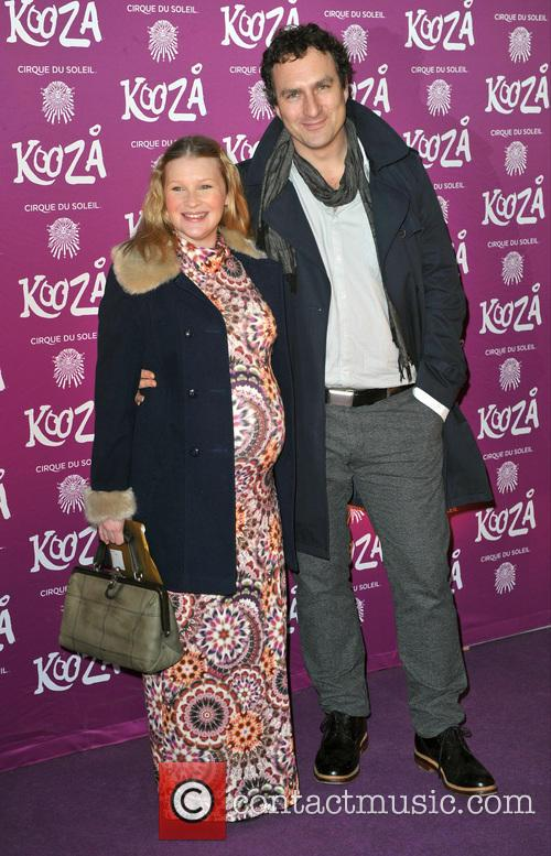 Joanna Page and James Thornton 3