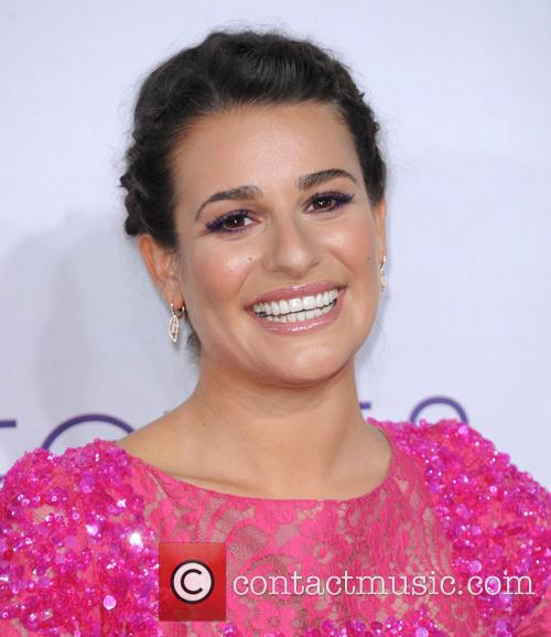 lea michele peoples choice awards arrivals 3761227