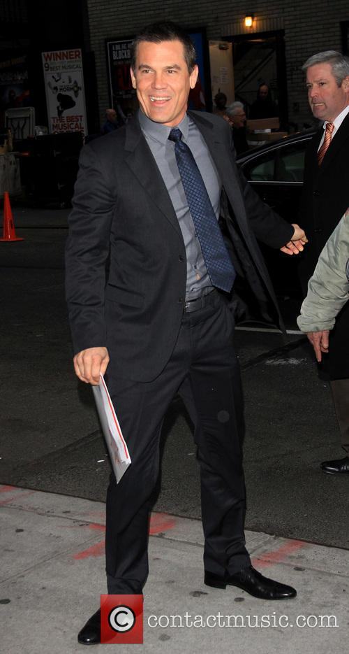 Celebrities arrive for 'The Late Show with David...