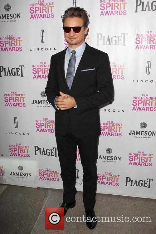 Jeremy Renner - Independent Spirit Brunch Los Angeles...
