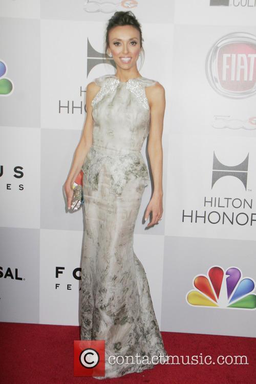 Giuliana Rancic, NBC, Golden Globe