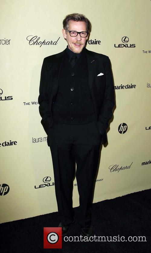 dennis christopher weinstein golden globe awards party 3453740