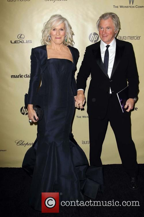 Glenn Close and David Evans Shaw 5