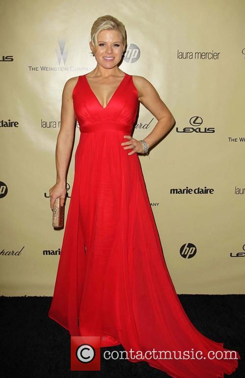 Megan Hilty, Golden Globe