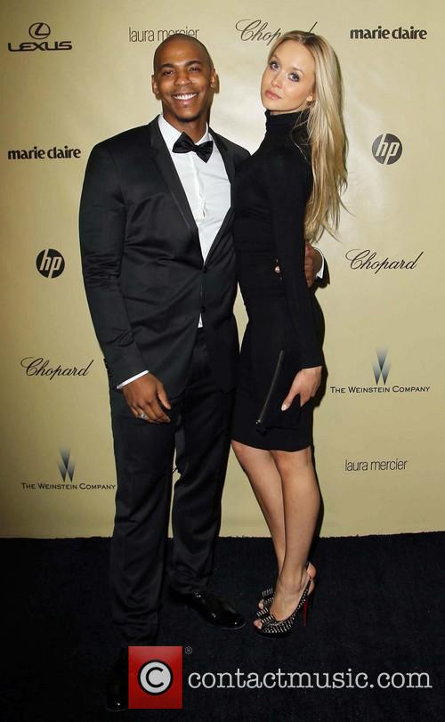 mehcad brooks amalie wichmann weinstein golden globe awards party 3453749