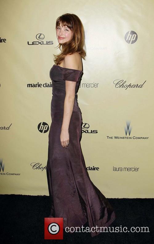 Weinstein Golden Globe Awards and Party 1