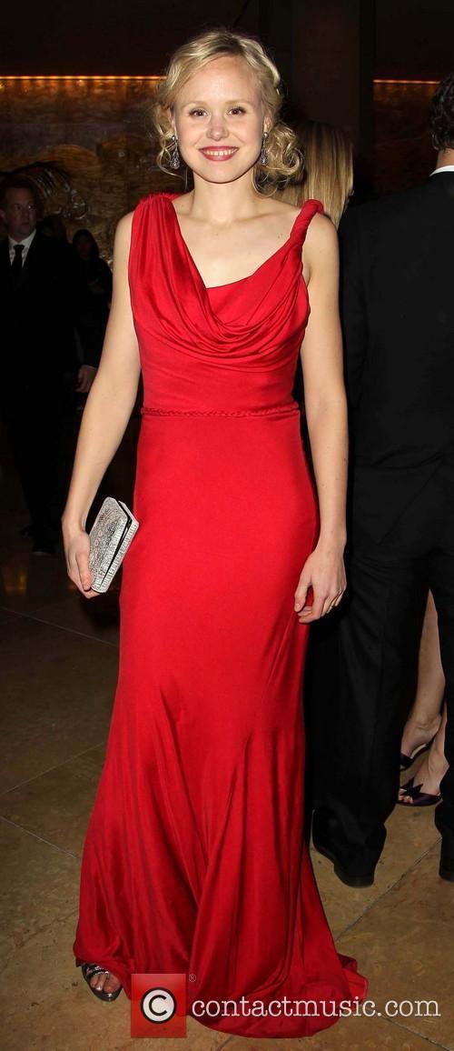Alison Pill, Golden Globe