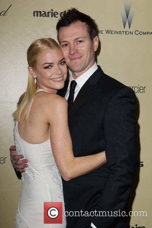 Jaime King and Kyle Newman 1