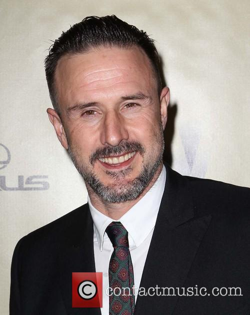 David Arquette, Golden Globe Awards