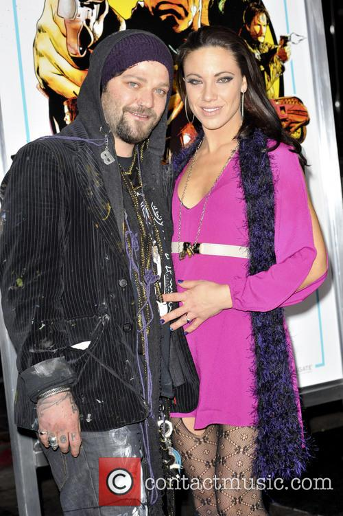 Bam Margera and Nicole Boyd 3