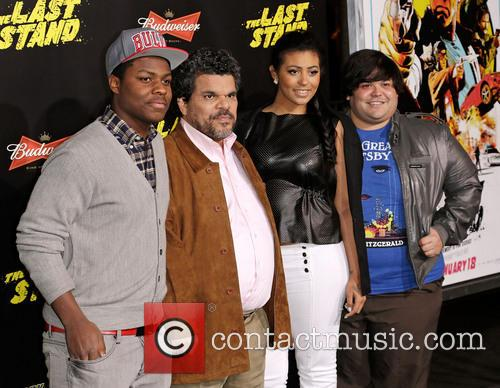 Guest, Luis Guzman and Harvey Guillen 4