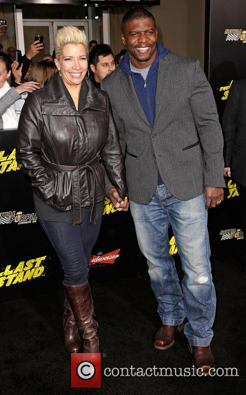 Rebecca King and Terry Crews 6
