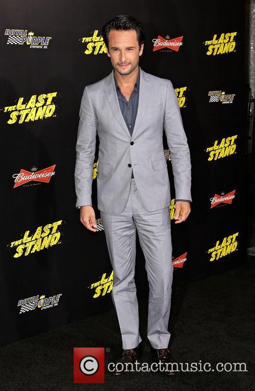Rodrigo Santoro, The Last Stand Premiere