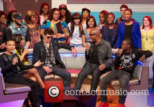 Bow Wow, Robin Thicke, Jb Smoove and Kevin Hart 10