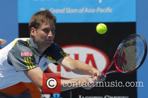 Florian Mayer - Australian Open Tennis 2013 -...