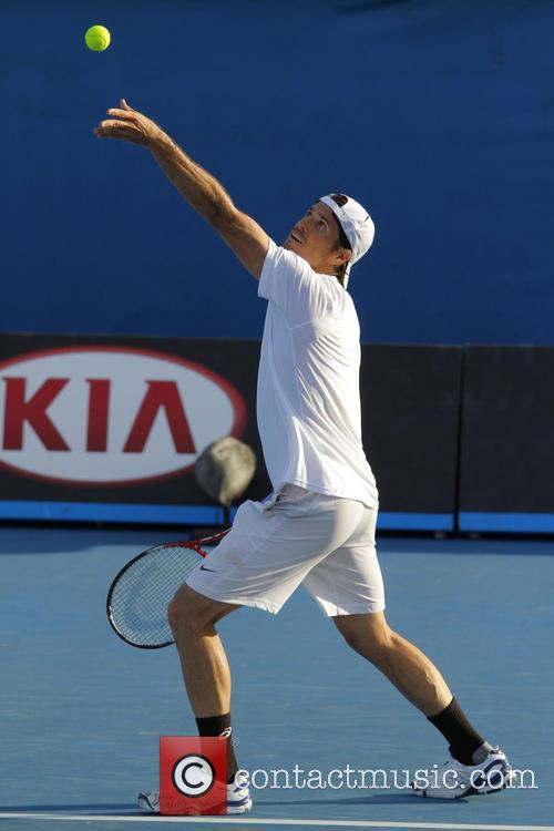 Jarkko Nieminen - Australian Open Tennis 2013 -...