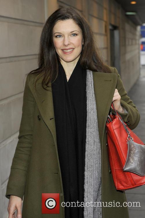 Josefina Gabriel - The Critics Circle Theatre Awards...