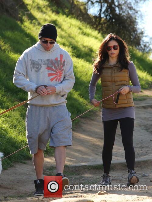 Channing Tatum and Jenna Dewan - Pregnant Jenna...