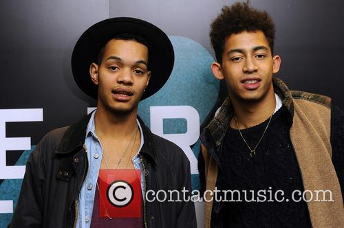 Rizzle Kicks, Jordan 'rizzle' Stephens and Harley 'sylvester' Alexander-sule 2
