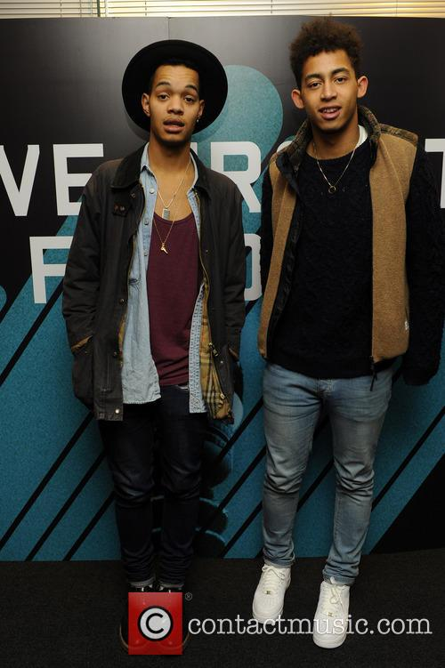 Rizzle Kicks, Jordan 'rizzle' Stephens and Harley 'sylvester' Alexander-sule 4