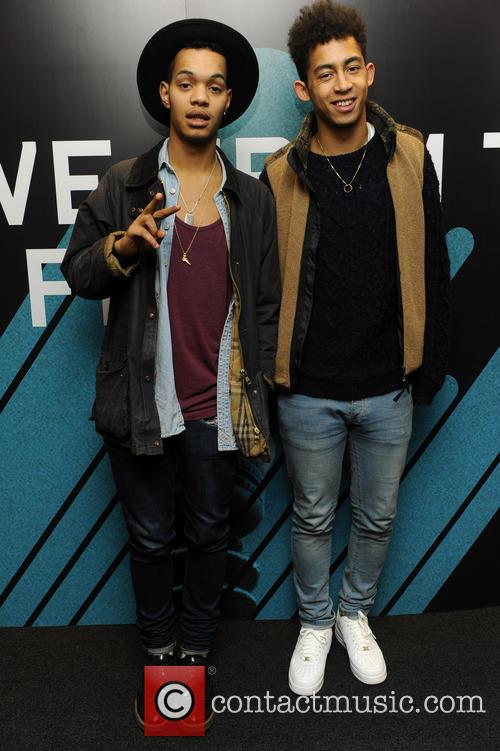 Rizzle Kicks, Jordan 'rizzle' Stephens, Harley 'sylvester' Alexander-sule and Harley Sylvester 5