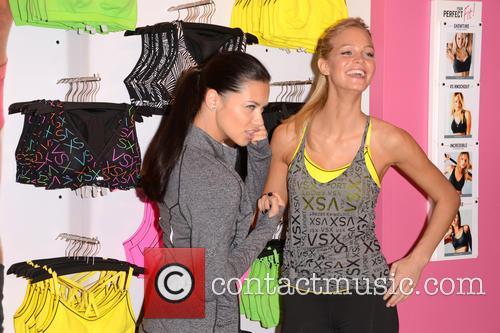 Adriana Lima and Erin Heatherton 17