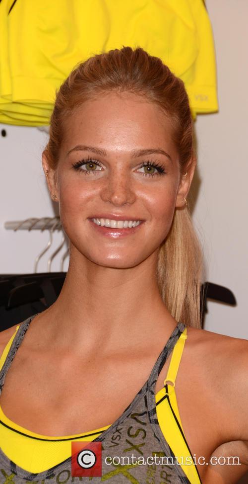 Erin Heatherton - Victoria's Secret Angels unveil new...