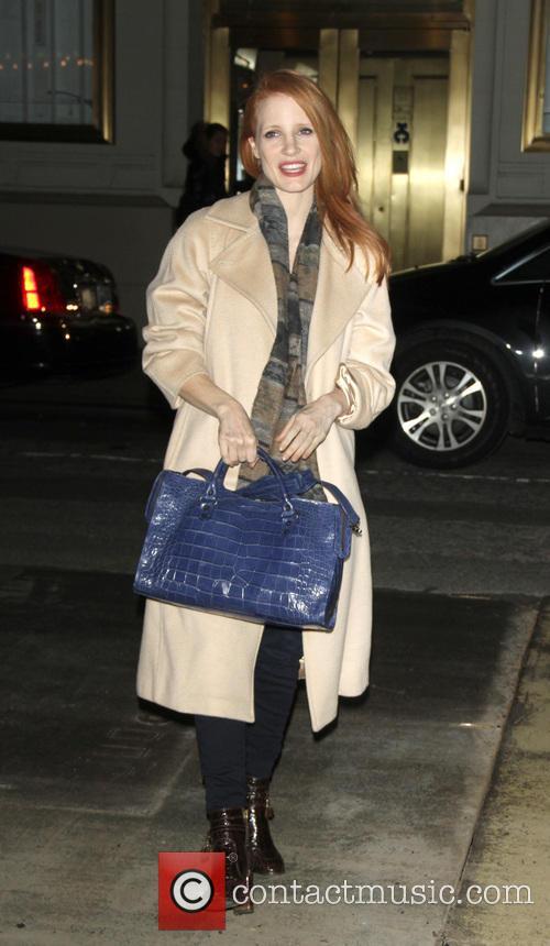 Jessica Chastain 7