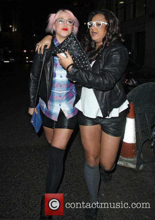 Amelia Lily At Mahiki and Geek Party 4