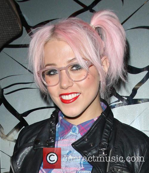 Amelia Lily At Mahiki for a Geek Party...