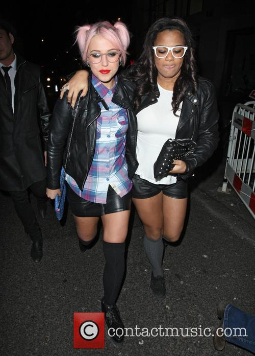 Amelia Lily At Mahiki and Geek Party 8