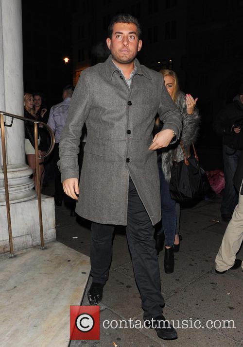James Argent - Mark Wright celebrates His Birthday...