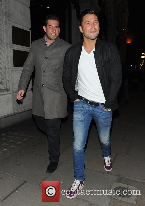 Mark Wright, James Argent