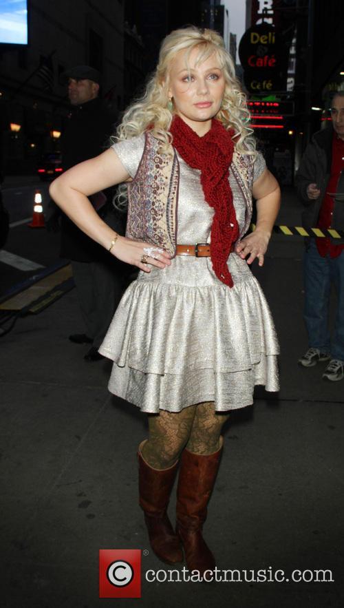 Clare Bowen - Clare Bowen arrives at ABC...