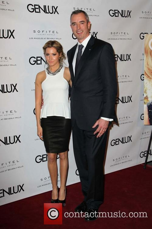 Ashley Tisdale and Eric Lemaire 2
