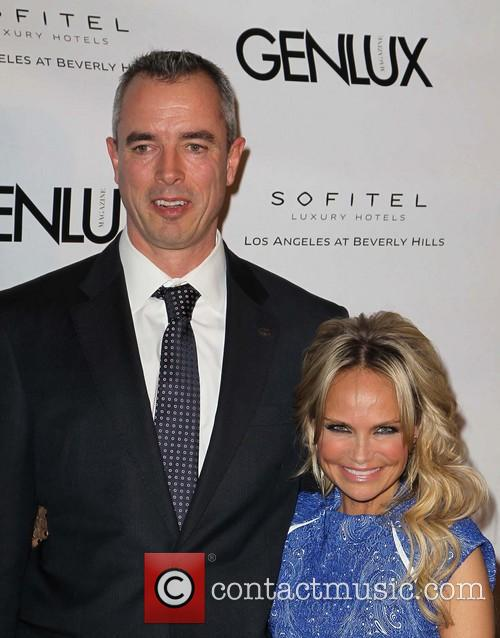 Kristin Chenoweth and Eric Lemaire 8