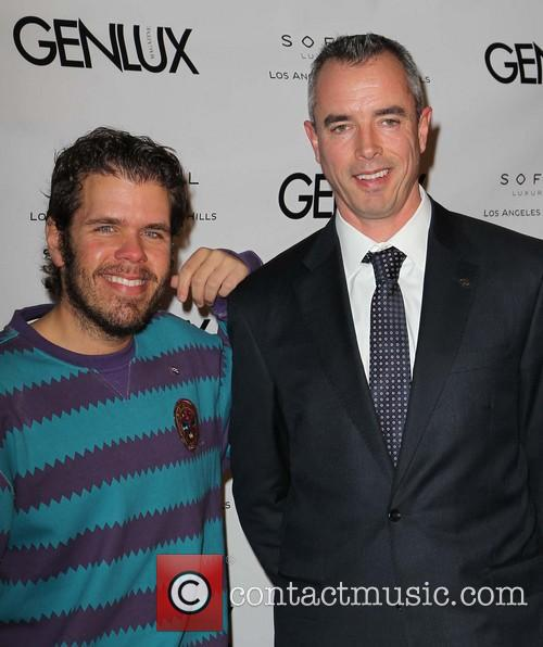 Perez Hilton and Eric Lemaire 3