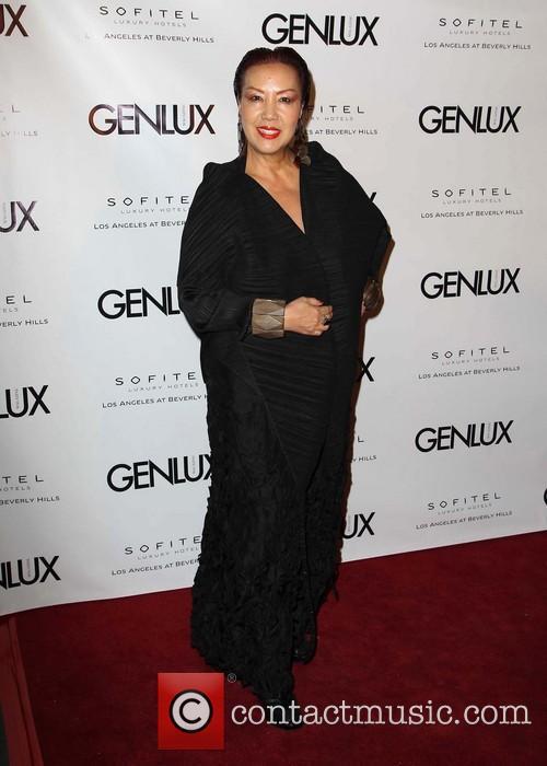Sue Wong - Chenoweth Celebrates The Opening Of...