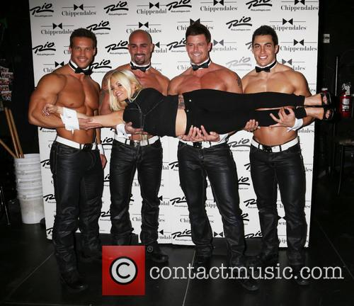 Jesse Jane and Chippendales 2