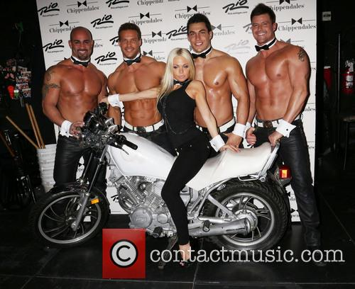 Jesse Jane and Chippendales 5