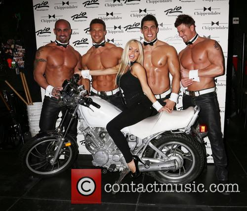 Jesse Jane and Chippendales 6