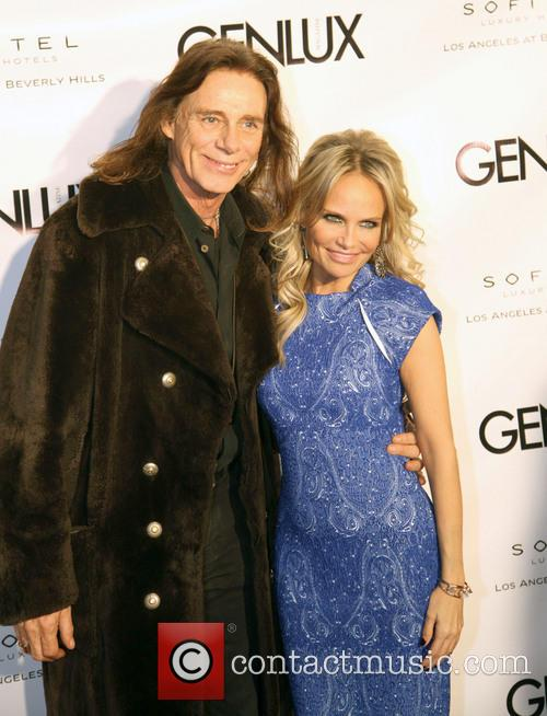 George Blodwell and Kristin Chenoweth 2