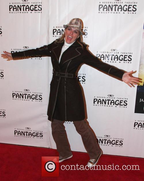 elaine hendrix peter pan opening night performance 3454731