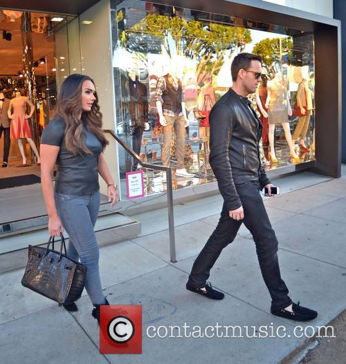 Tamara Ecclestone and Scott Harvey-nicholls 7