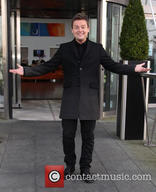 Declan Donnelly - Britain's Got Talent auditions Cardiff...
